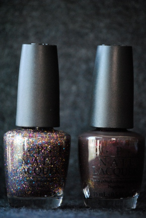 OPI Sparkle-icious & Tease-y Does It