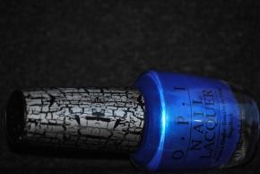 Blue Shatter