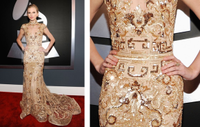 Taylor Swift - 54th Grammys