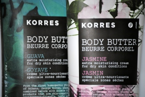 Korres Jasmin & Guava Body Butters 2