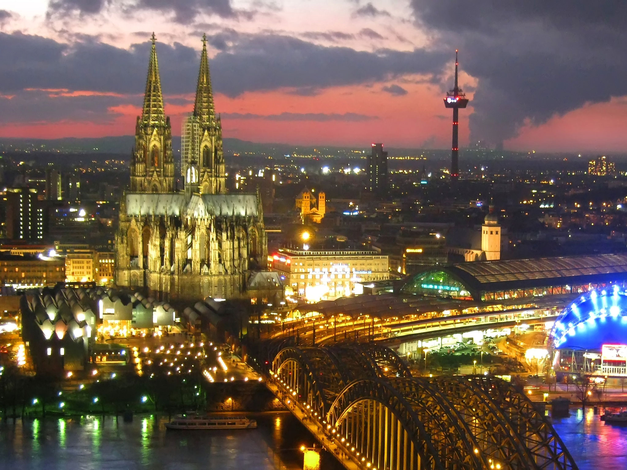 Time To Travel From Berlin Koln