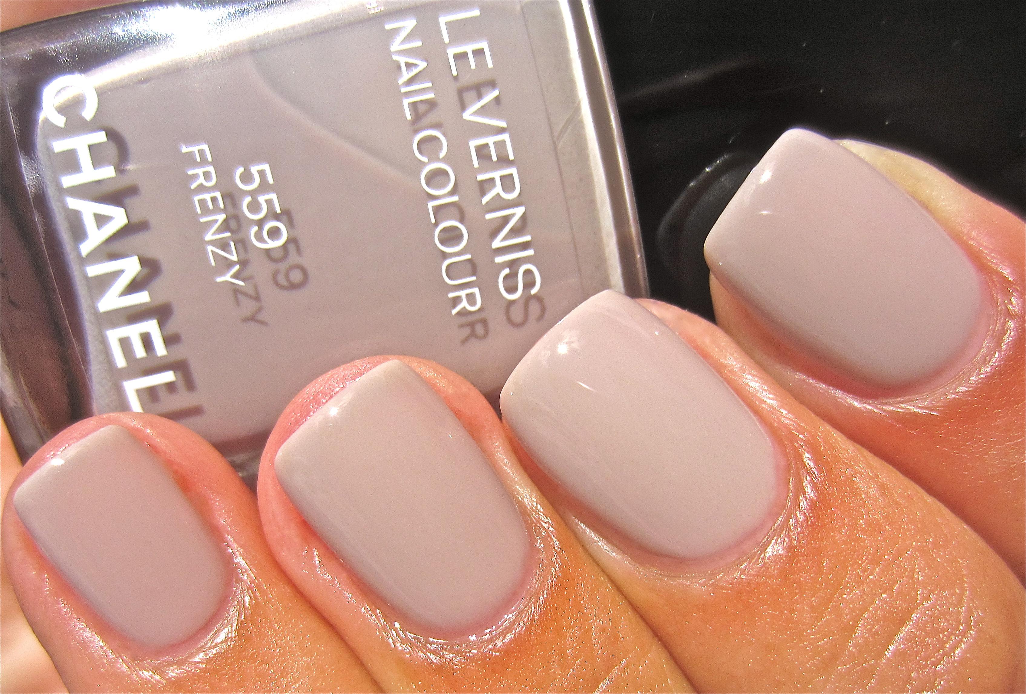 Chanel nail polish – ommorphia beauty bar