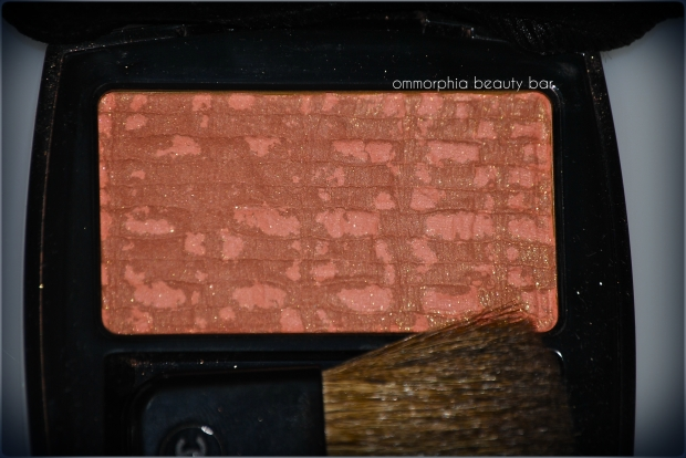 Chanel Tweed Sienna (no overspray)