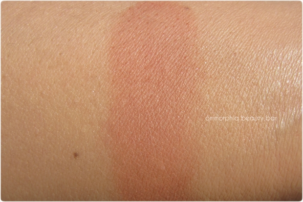 Chanel Tweed Sienna swatch (sunlight)
