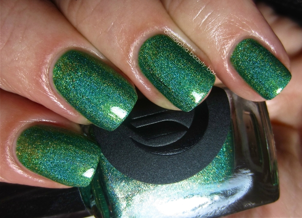 Cirque Lonesome George swatch 2