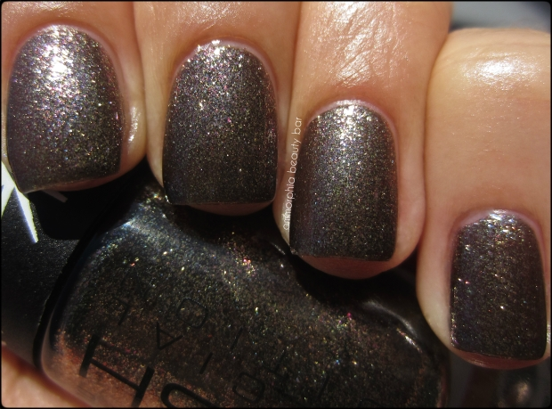 Gosh Galaxy swatch 2