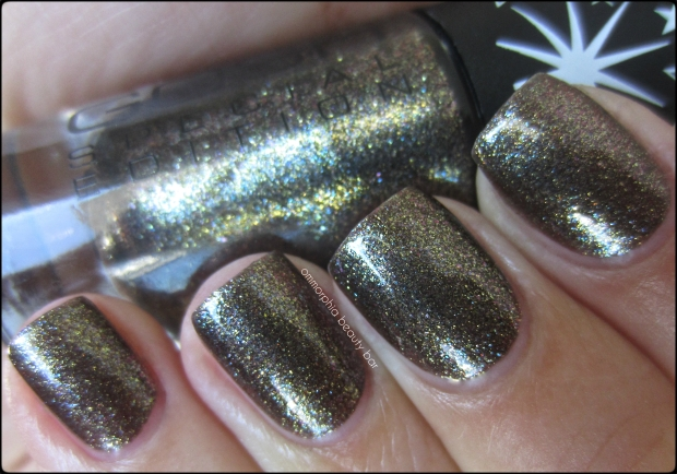 Gosh Galaxy swatch 3
