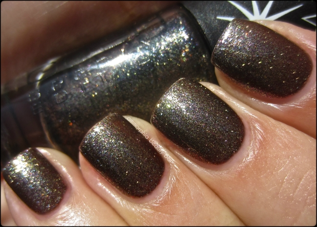 Gosh Galaxy swatch