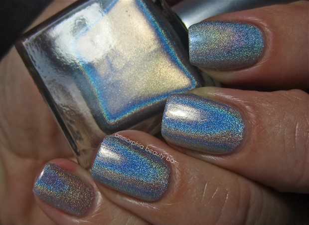 UO Silver Holo & comps swatch 2