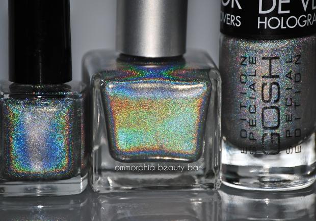 UO Silver Holo vs Gosh & GG
