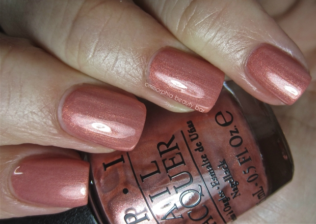 OPI Hands Off My Kielbasa! swatch 2