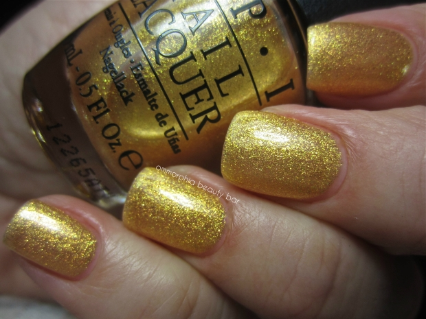 OPI Oy - Another Polish Joke! swatch