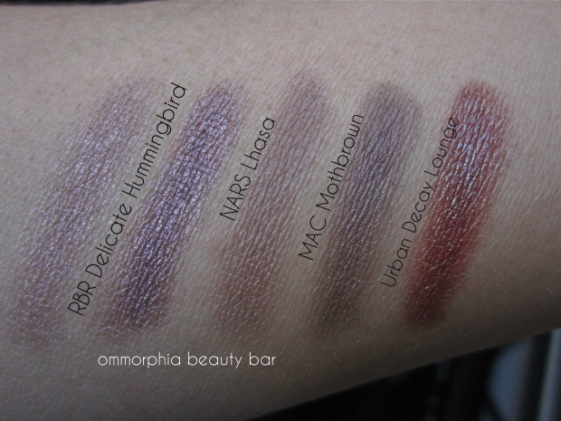 RBR Delicate Hummingbird & comps swatch