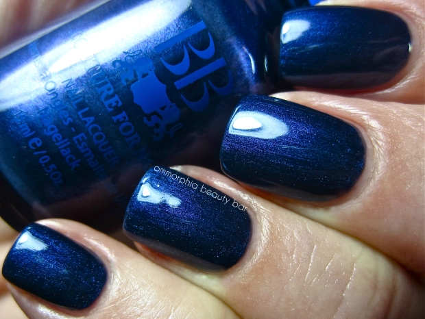 BB Couture Fairytale swatch