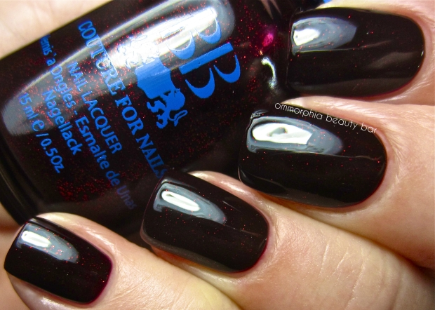 BB Couture Nightmare swatch