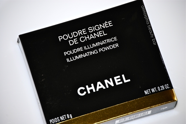 Chanel Illuminating Powder box