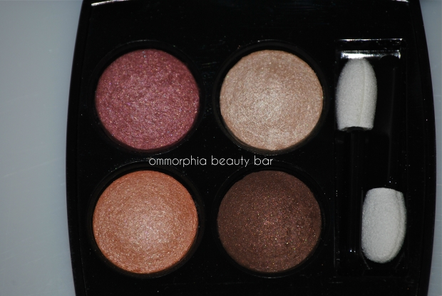 CHANEL Seduction quad macro