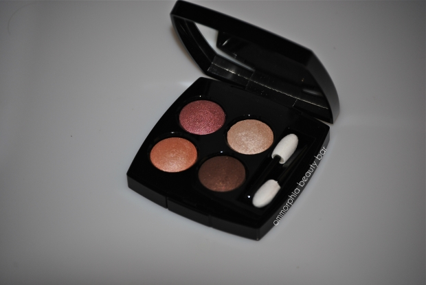 CHANEL Seduction quad