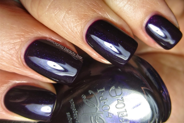 NOPI Plum to your Senses! swatch 2