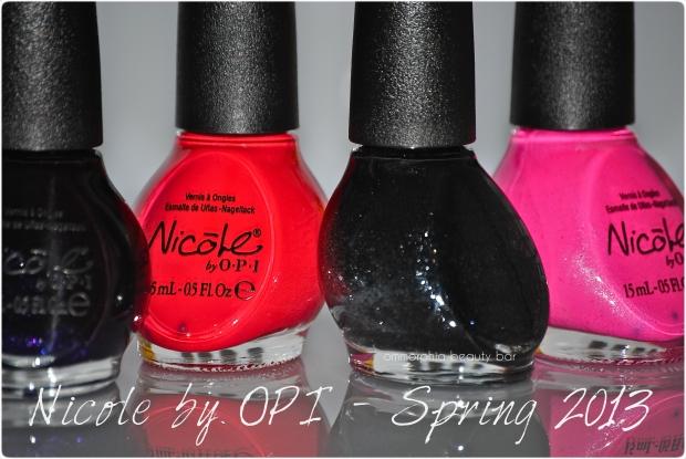 NOPI Spring 2013 opener