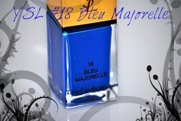 YSL Bleu Majorelle opener