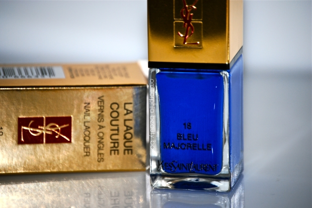 YSL Bleu Majorelle