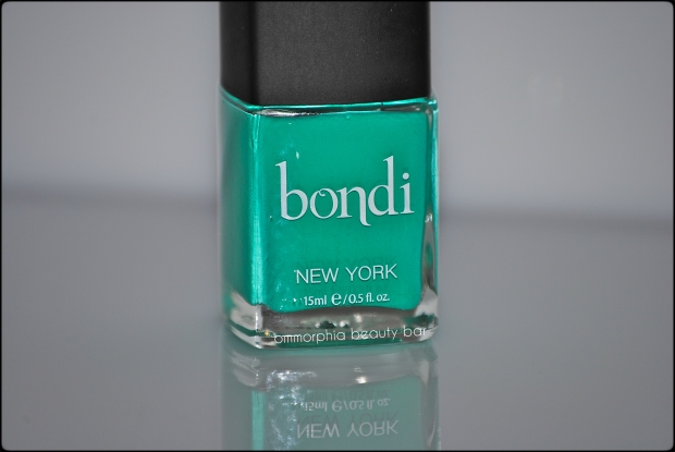 Bondi Teal Magnolia closer