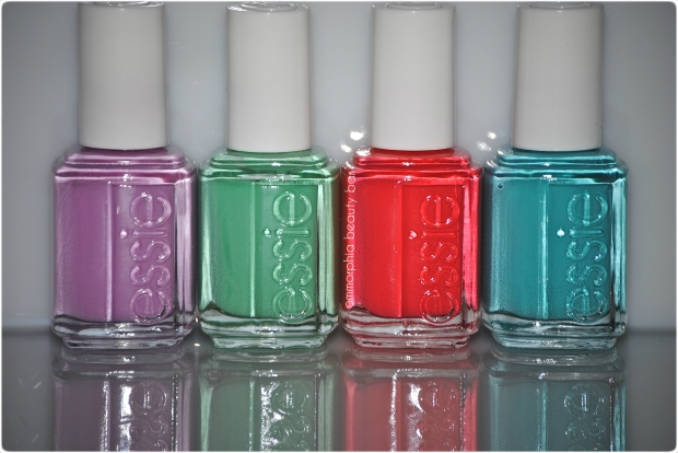 Essie Resort 2013 Collection closer