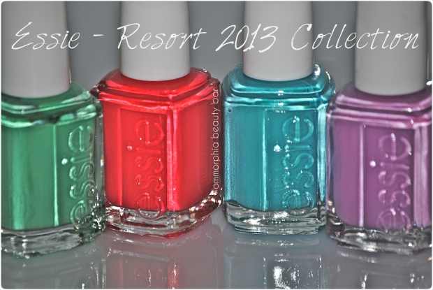 Essie Resort 2013 Collection opener