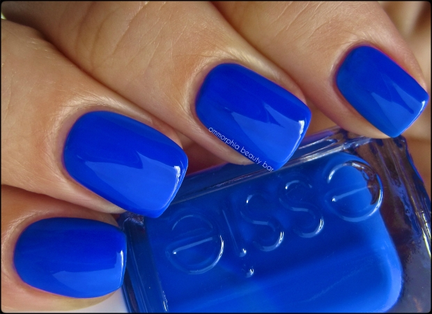 Essie Bouncer It's Me swatch 2