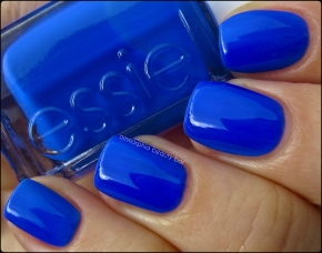 Essie Bouncer It's Me swatch