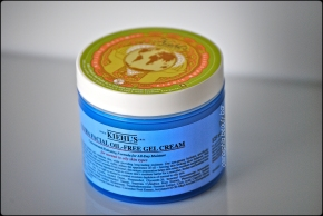 Kiehl's Gel Cream closer