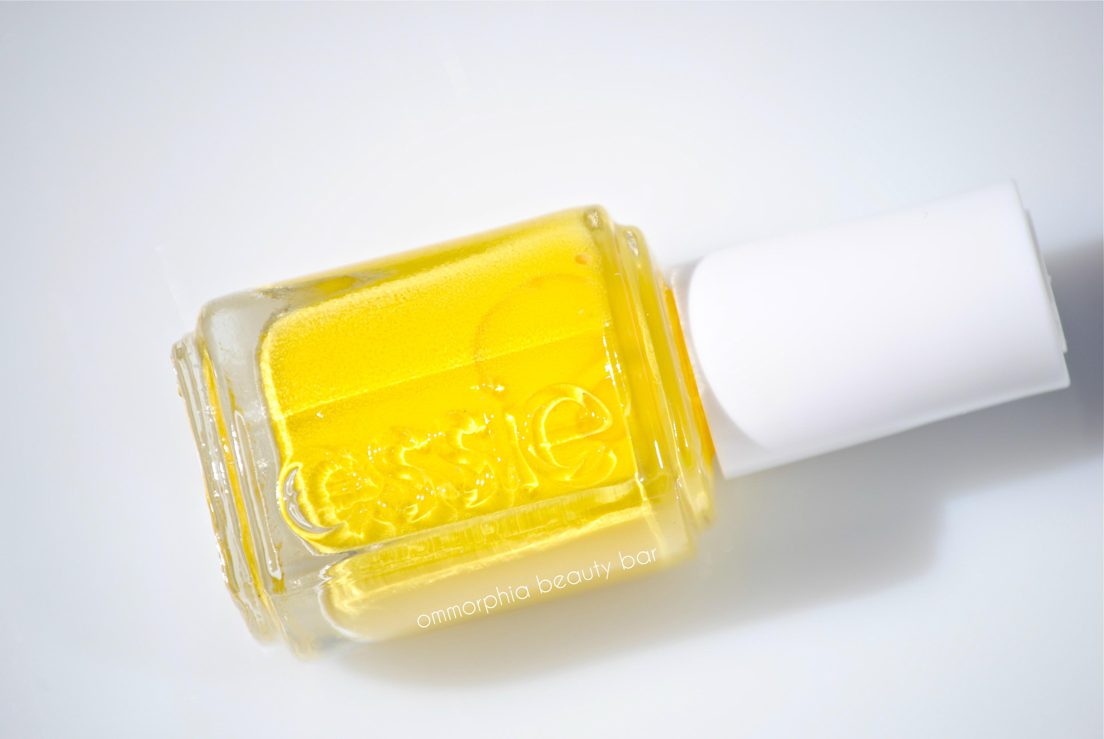 Yellow Essie Nail Polish 116