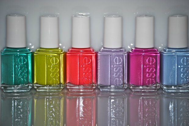 essie Summer 2013 closer
