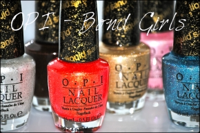OPI Bond Girls opener