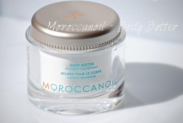 Moroccanoil Body Butter opener
