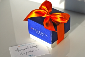 Moroccanoil Candle box