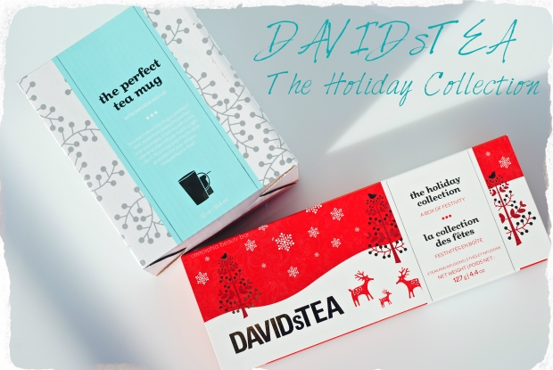 DAVIDsTEA Holiday Collection opener