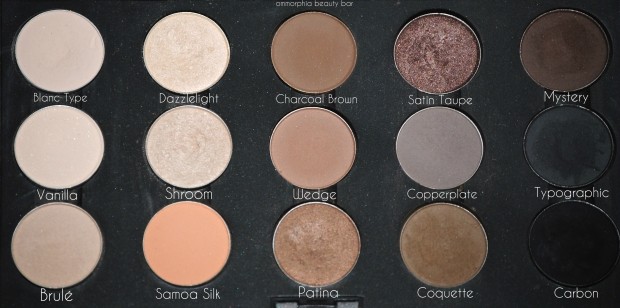 MAC Palette 6 neutrals & staples