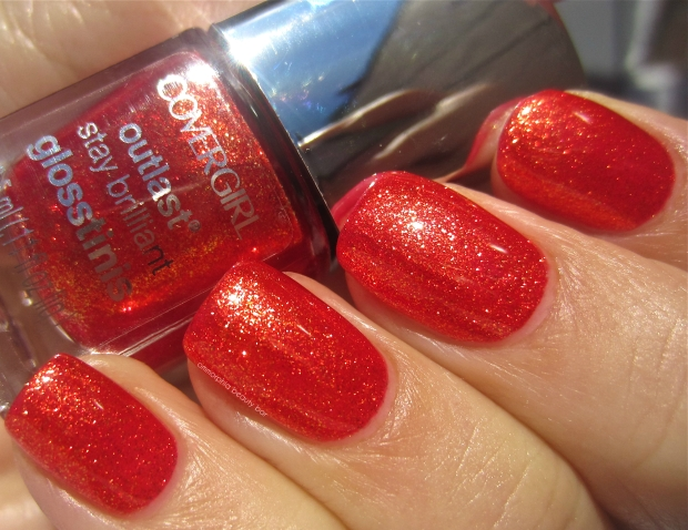 CG Rogue Red swatch