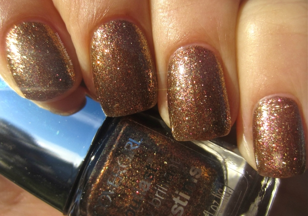 CG Seared Bronze swatch 2