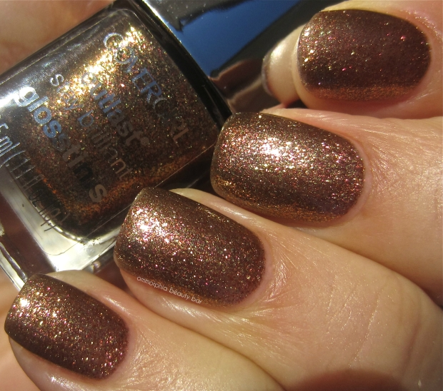 CG Seared Bronze swatch