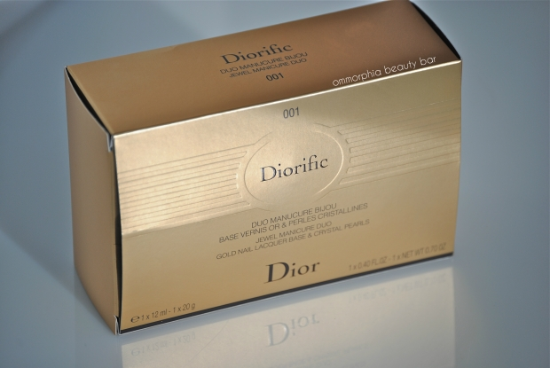 Dior Jewel Manicure Duo box