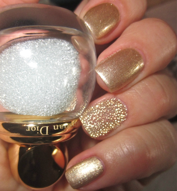 Dior Jewel Manicure Duo swatch 2