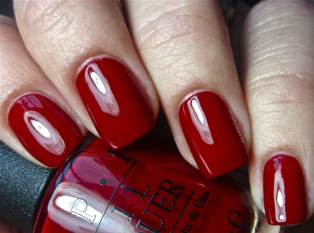 OPI All I Want For Christmas (is OPI) swatch
