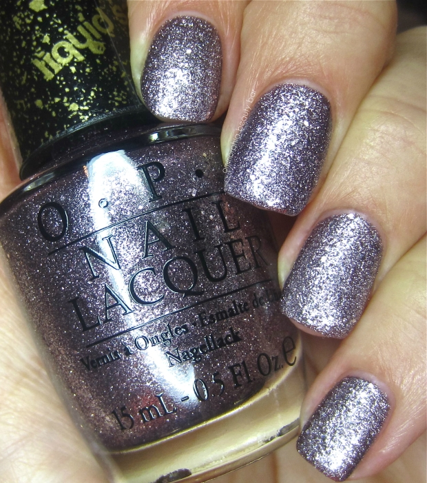 OPI Baby Please Come Home swatch 2