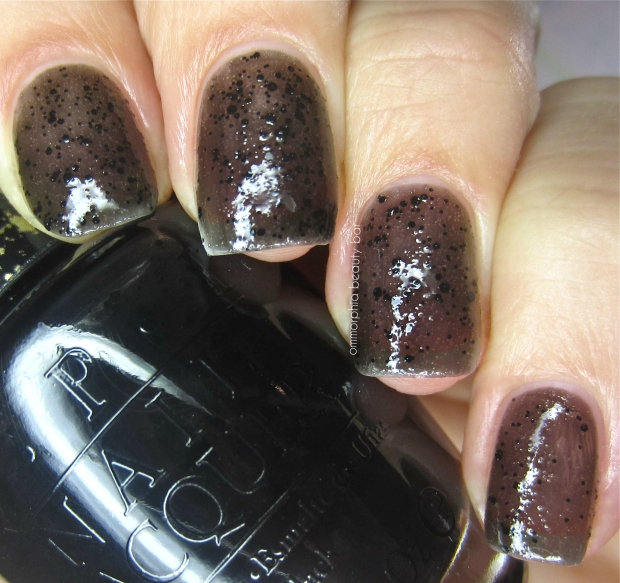 OPI Emotions swatch 1 coat