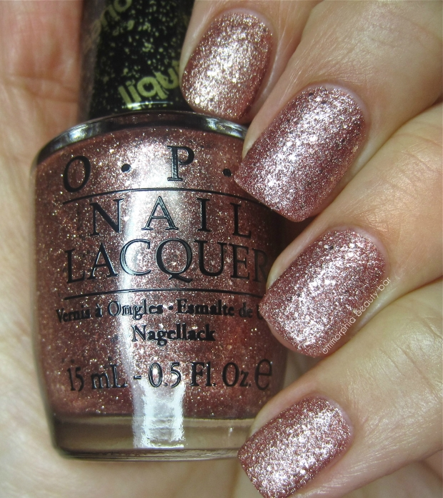 OPI Make Him Mine swatch 2