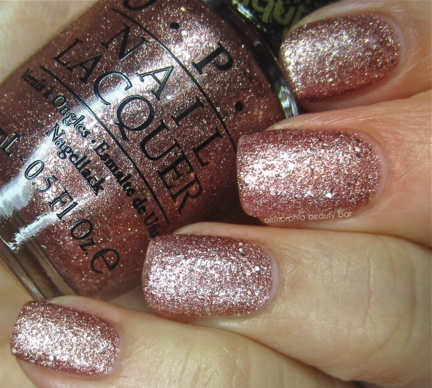 OPI Make Him Mine swatch