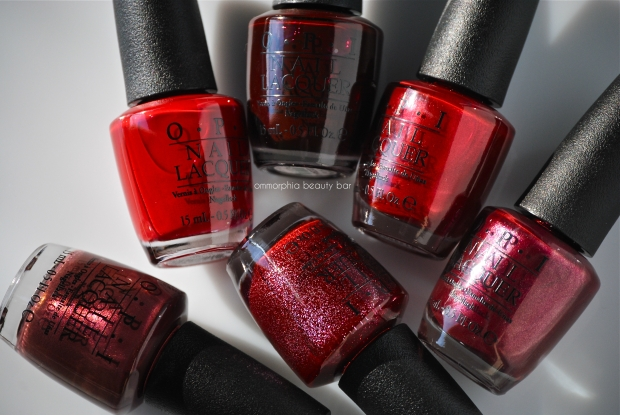 OPI Mariah Carey Holiday 2013 pt 1